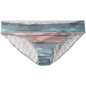 Prana Breya Bikini Broekje Dames, blauw/roze
